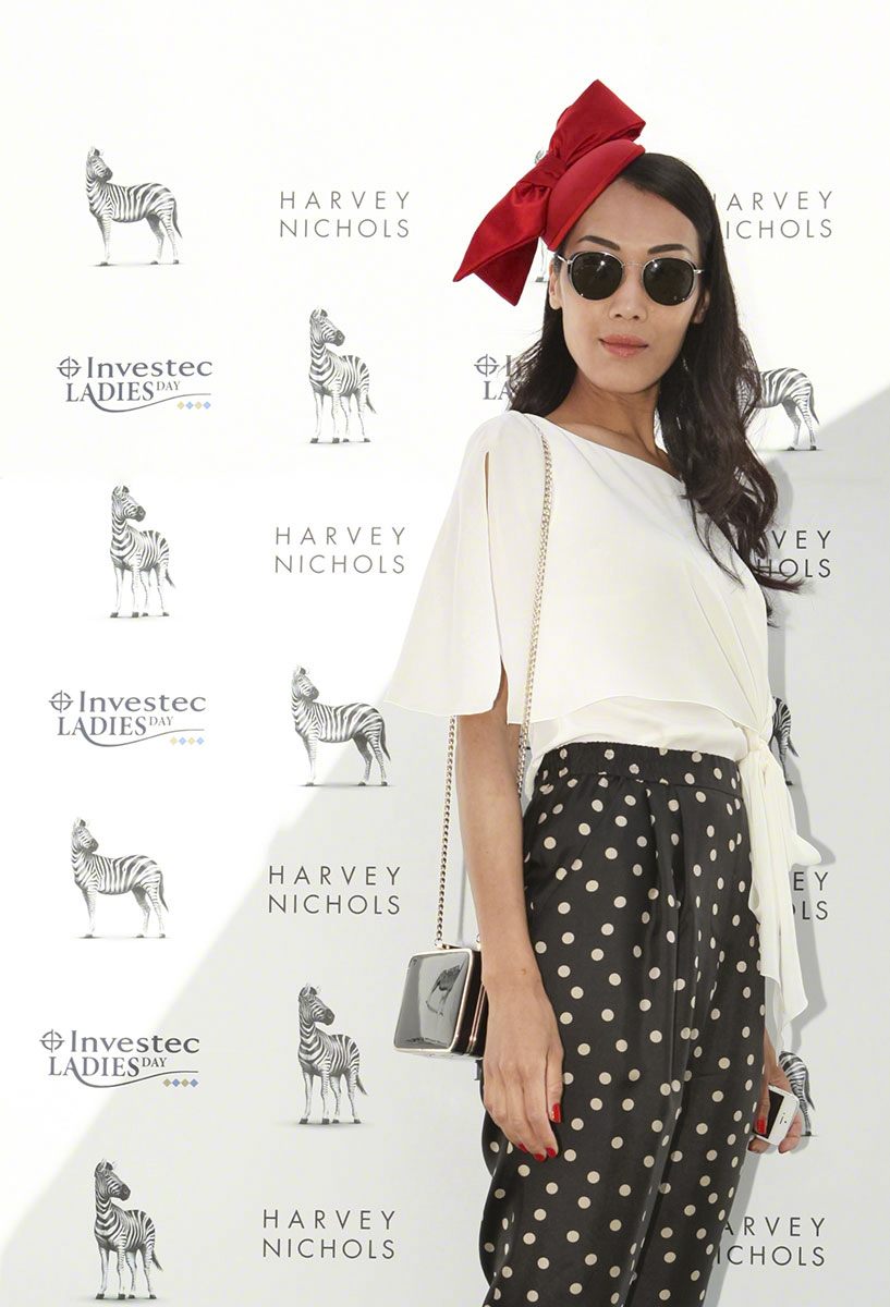 Ladies Day - Harvey Nichols Best Dressed