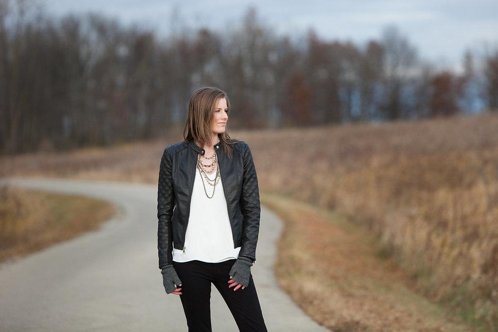 Kayla | Lifestyle shoot | Jen Dederich Photography