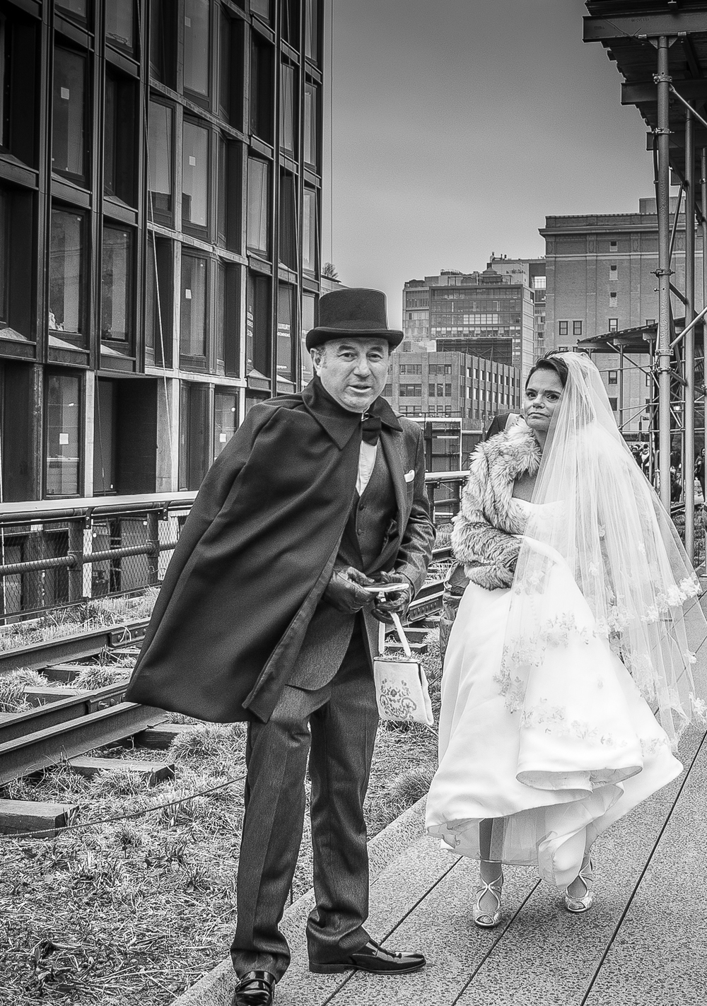 Highline Wedding