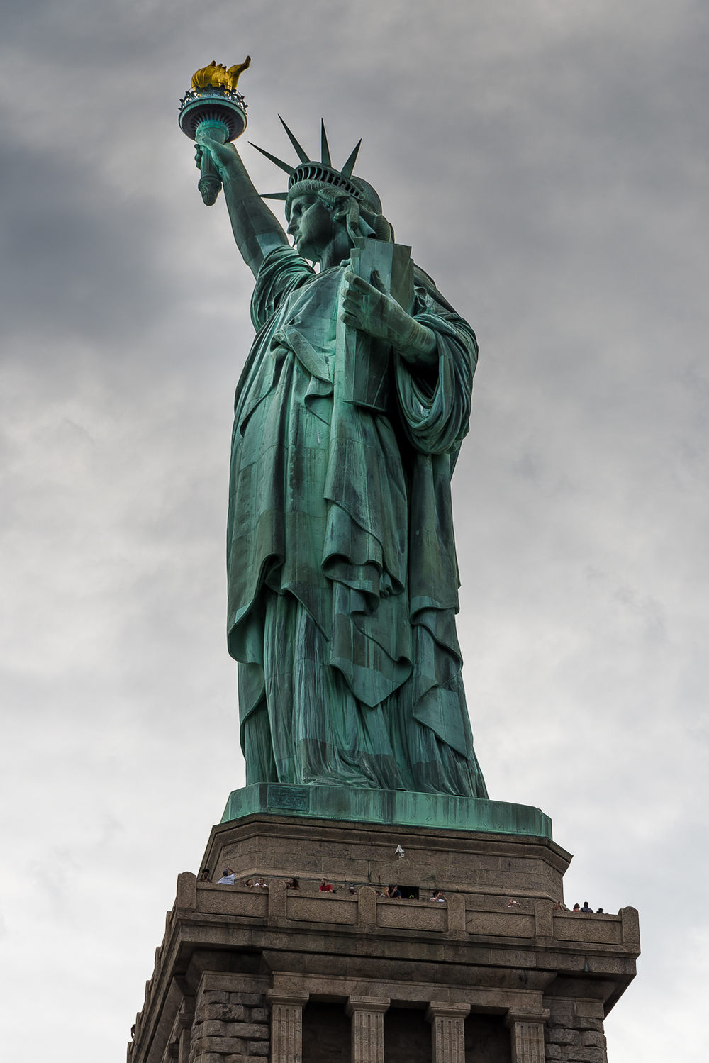 Statue of Liberty - July 19th, 2014