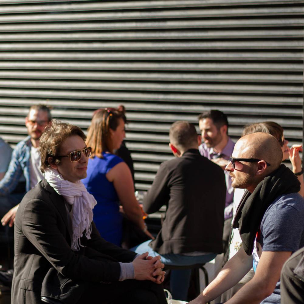 """Memories of Hipsterland - II"" Series. Dublin, Ireland, 2015"