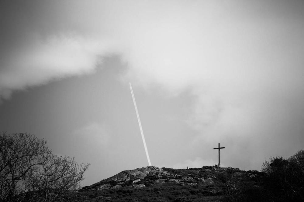 Flying my religion