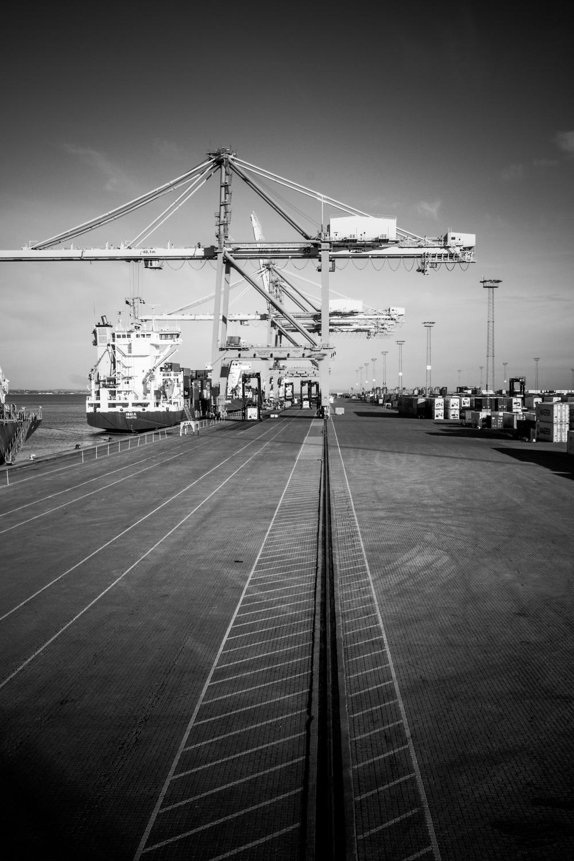 Rails and Cranes