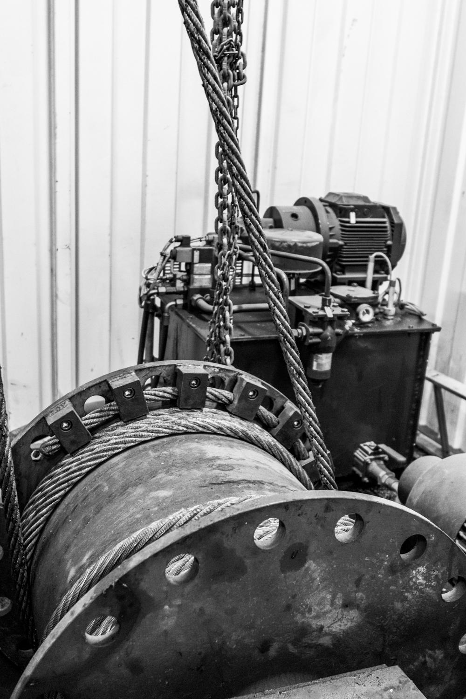 Machinery detail