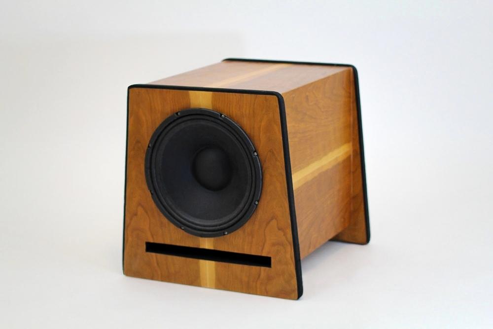 Cherry Modern Speakers