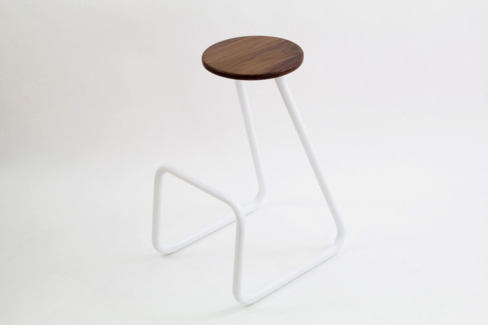 One loop stool