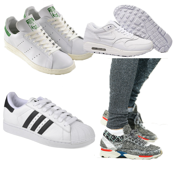 Sneakers to see and to be seen in