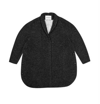 Grey coat is essential