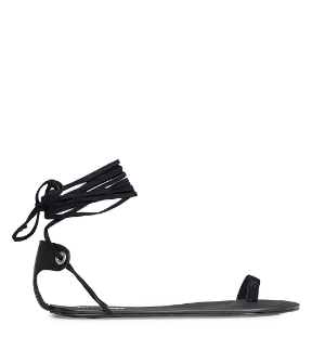 lace up sandals nelly