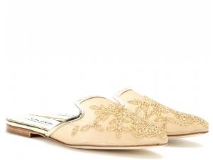 oscar de la renta slippers