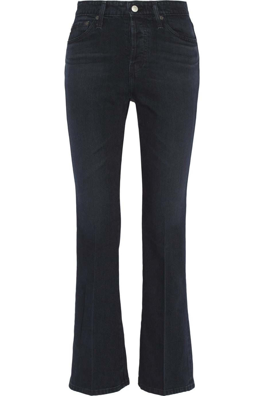 ag jeans alexa chung flared denim