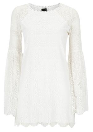 gina tricot lace dress