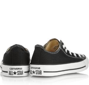 converse low-tops black