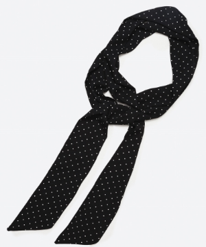 long thin scarf