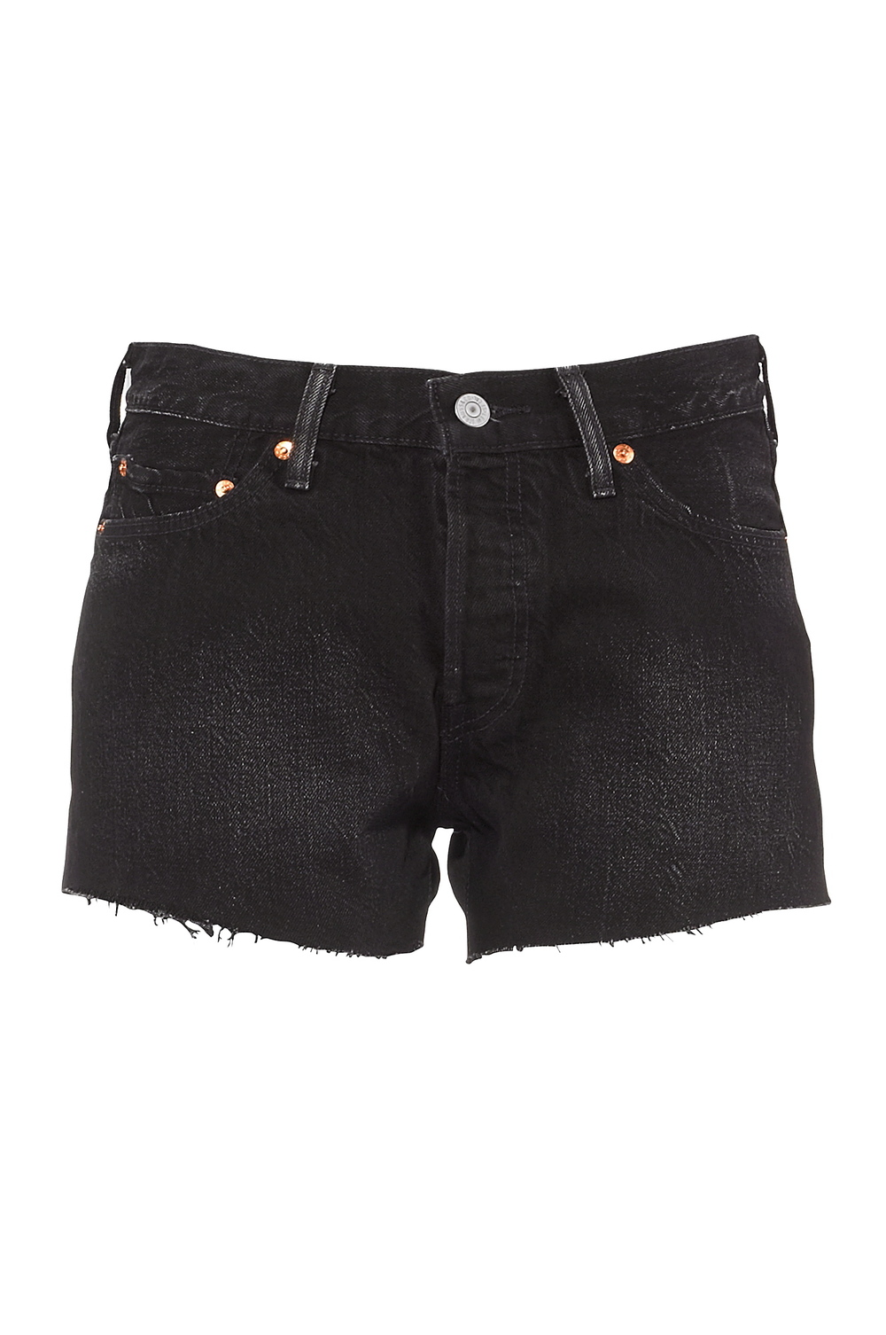 levi's denim cut offs