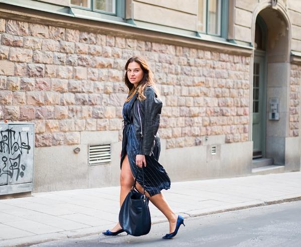 Wearing Stylein. Captured by Nextflash.