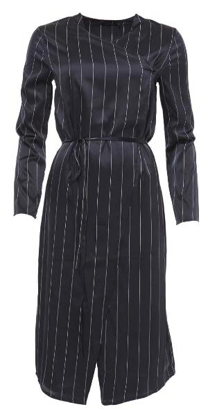 stylein pinstripe dress