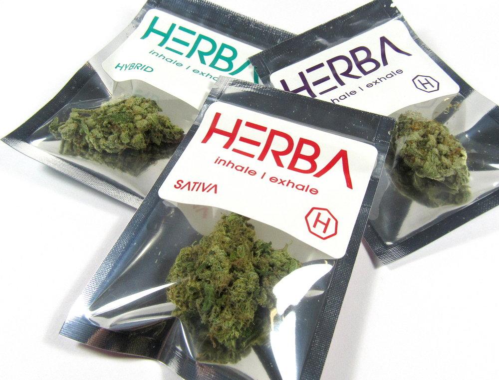 Herba Ganja Goddess Cannabis Bud