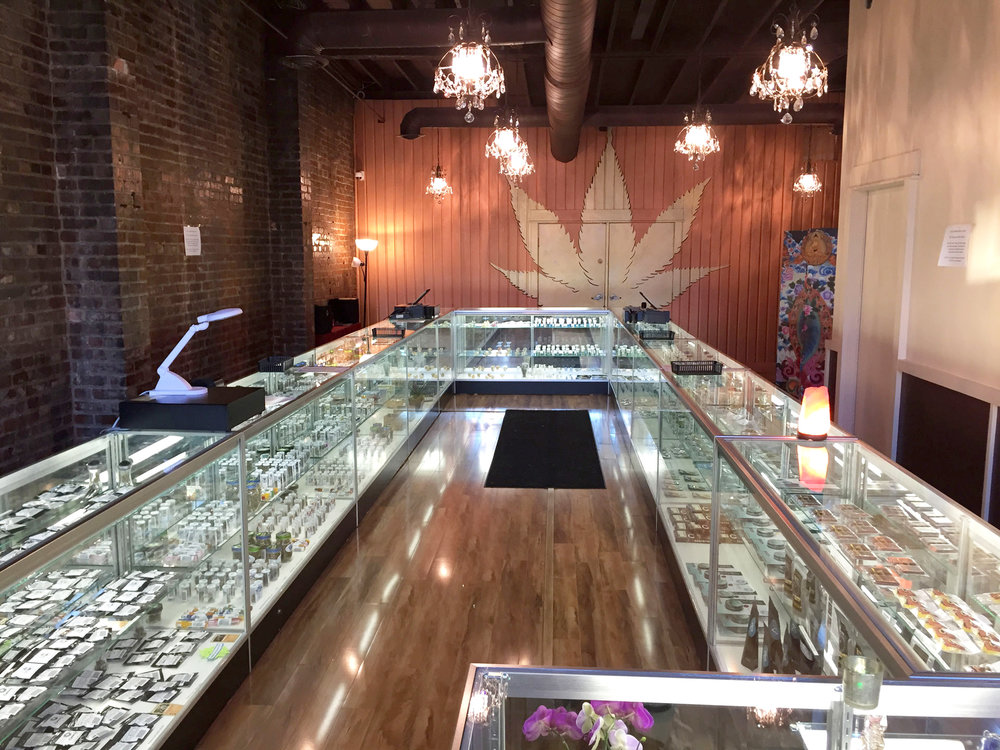 Ganja Goddess Best Cannabis Pot Shop Seattle