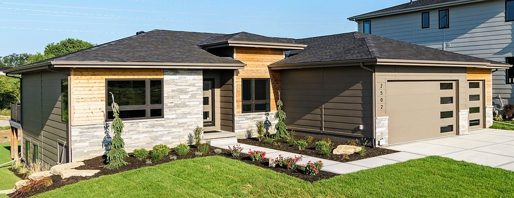The Spruce Model is located in Spruce Ridge on 184th and Blondo.