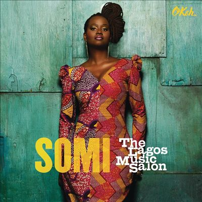 Somi - The Lagos Music Salon