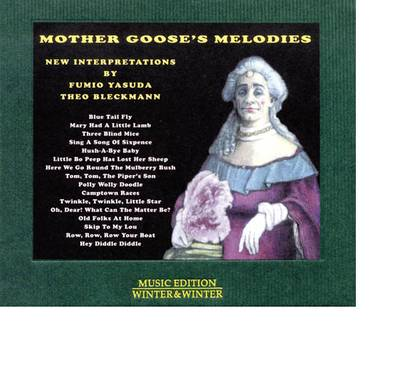Theo Bleckmann - Mother Goose's Melodies (2013)