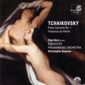 Olga Kern and Christopher Seaman - Tchaikovsky: Piano Concerto No. 1 - Francesca da Rimin (2005)