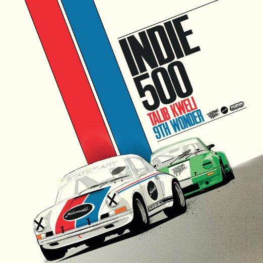 Talib Kweli & 9th Wonder - INDIE 500