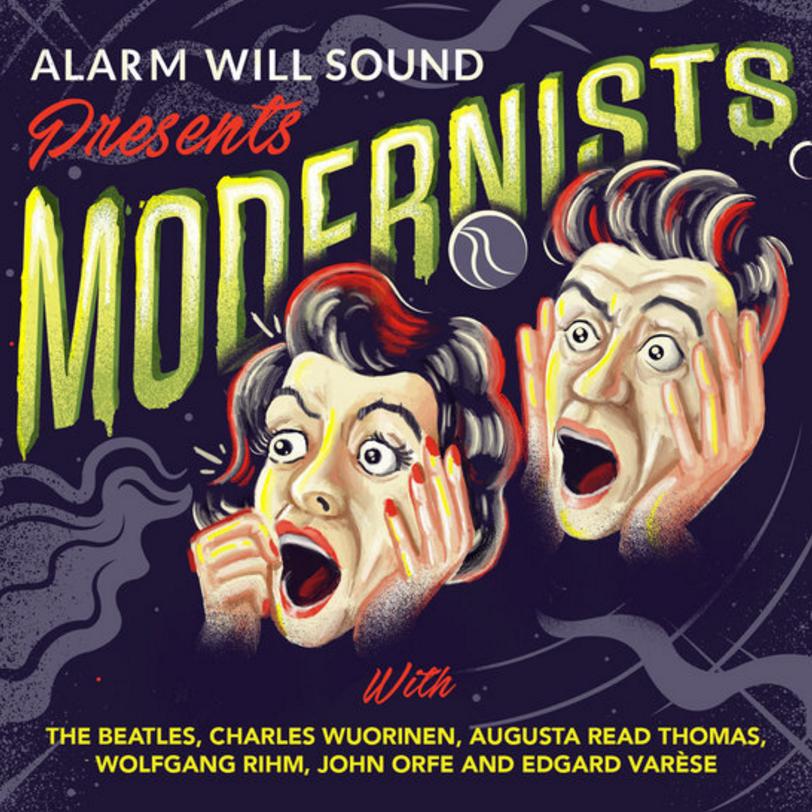 Alarm Will Sound - Modernists