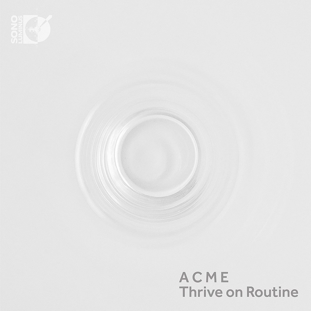 ACME - Thrive on Routine