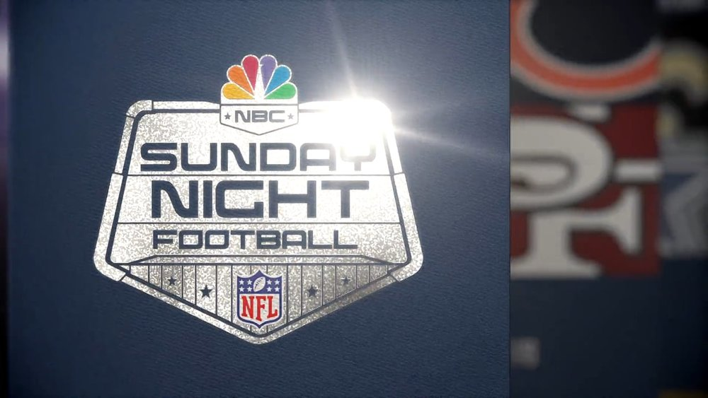 Sunday Night Football - Season Ticket    Design Director