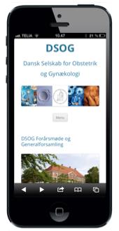 DSOG iPhone
