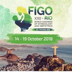 XXII FIGO World Congress 2018 in Rio de Janeiro, Brazil, 14th-19th
