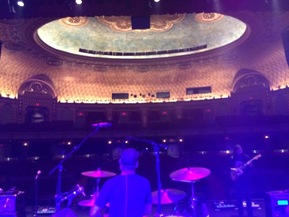 the beautiful historic Tennessee Theatre