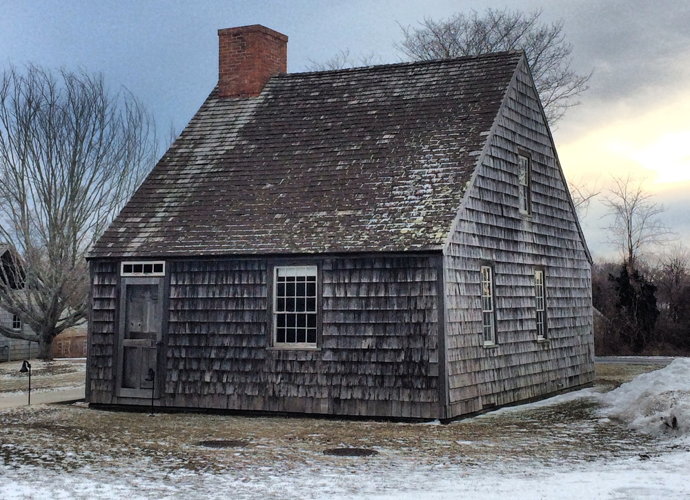 Saltbox, East Hampton    digital  2015