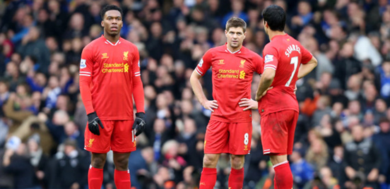 The intensity of Daniel Sturridge and Luis Suárez was a vital component of Liverpool's pressing game last season.