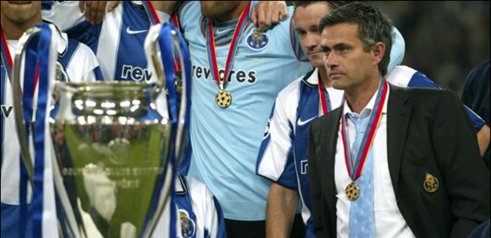 José Mourinho's Porto side were the last team from outside the 'big four' nations to win the Champions League.