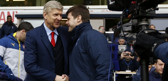 Wenger may have been beaten by Mauricio Pochettino in the North London derby, but the last few games have given him plenty to be optimistic about.