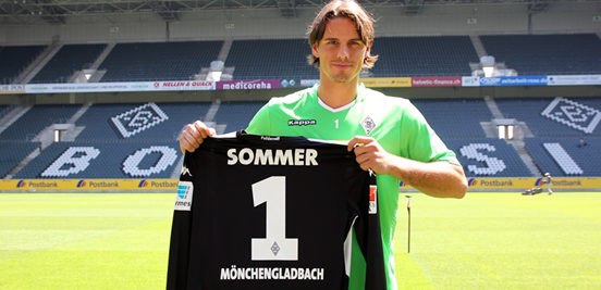 Sommer has had a brilliant debut season at Borussia-Park after joining the club from FC Basel.
