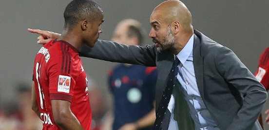 The signing of Douglas Costa has helped to give Guardiola's Bayern a crucial extra attacking option after the fitness struggles of Ribéry and Robben last season.