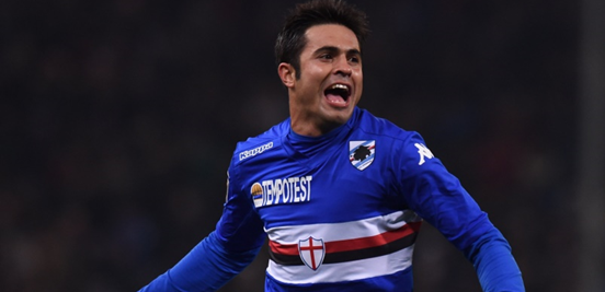 Sampdoria's Éder has had a wonderful start to 2015/16, and he's been his club's key player so far.