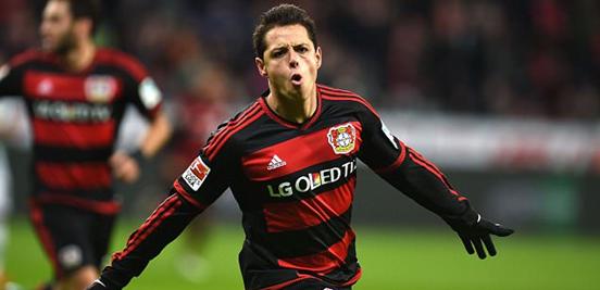 Hernández has been scoring goals for fun since going to Leverkusen in the summer.