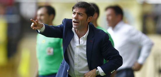 Marcelino's precise tactical instructions have helped Villarreal to become one of the best sides in La Liga under him.