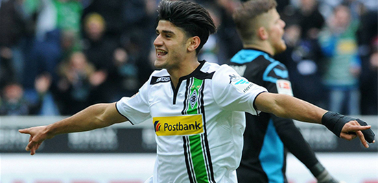Mahmoud Dahoud has had a season to be delighted about at Gladbach since breaking into the first-team, becoming not just a regular in the squad but one of their most important players altogether.