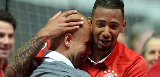 Guardiola was in an emotional state when their DFB-Pokal final against Dortmund, and thus his time as Bayern manager, was finished.