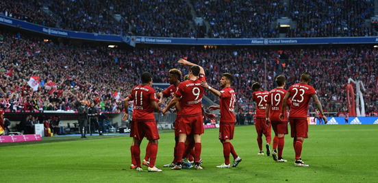 Guardiola helped to mould a team of superstars at Bayern, and even though they didn't go on to win the Champions League it was still a phenomenal side.