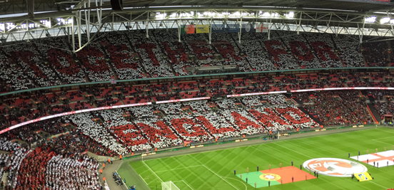The performance of Hodgson's side didn't do too much to make everyone feel 'Together For England' ahead of the Euros, but there's something to work with at least.
