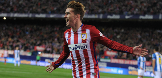 Griezmann had a brilliant season for Atlético Madrid, and there's no reason that such impressive form can't transfer into his performances for France.