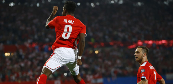 There's no doubt that David Alaba is Austria's best (and most important) player, although there are also a number of other very talented people in the squad alongside him.