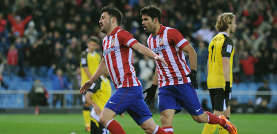 10/01/14 – Atlético Madrid